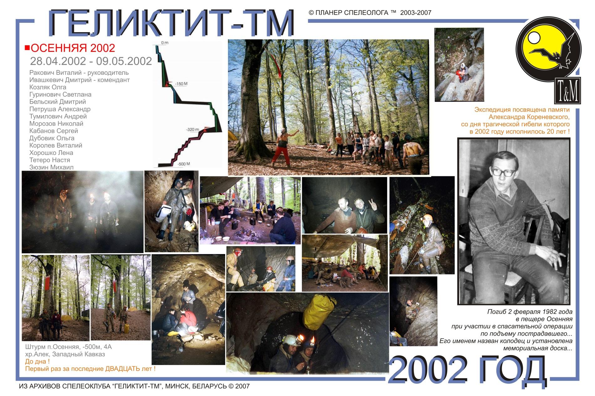 Алек 2002 год
