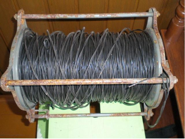 бухта кабеля