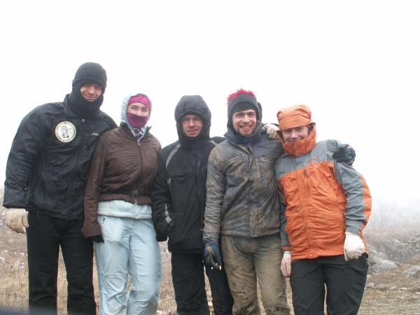 Экспедиция на плато Караби. Отчет.